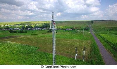 Aerial Engineer specialist make do maintenance service...