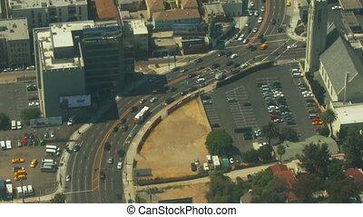 Aerial, Hollywood, California 03