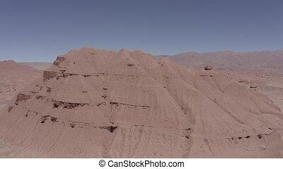 Aerial, Las Sietes Curvas, Argentina - native 10 Bit (HLG) -...