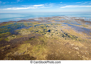 aerial ocean landscape 2