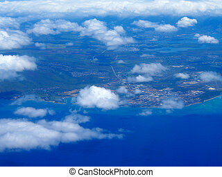 Aerial of Barbers Point