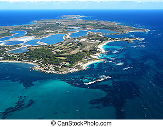 Aerial Photography - The Island