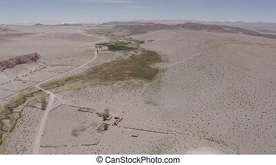 Aerial, Puna Catamarquena, Argentina - native 10 Bit (HLG) -...