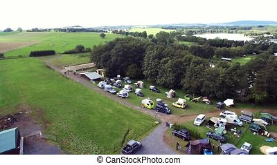 Aerial, Roof Top Tent Festival, Germany - Graded Version -...