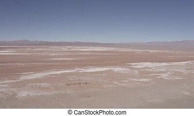Aerial, Salar De Pocitos, Argentina - native 10 Bit (HLG) -...
