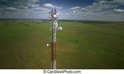 AERIAL Telecommunication antenna communication Celluar...