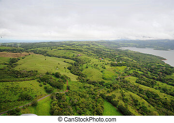Aerial view in Costa Rica (11)