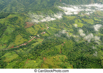 Aerial view in Costa Rica (17)