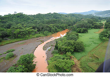 Aerial view in Costa Rica (18)