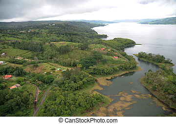 Aerial view in Costa Rica (3)