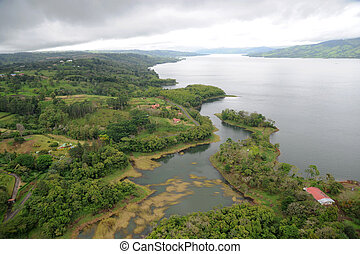 Aerial view in Costa Rica (4)