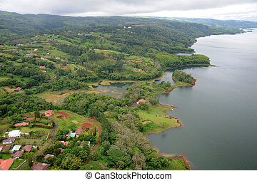 Aerial view in Costa Rica (5)