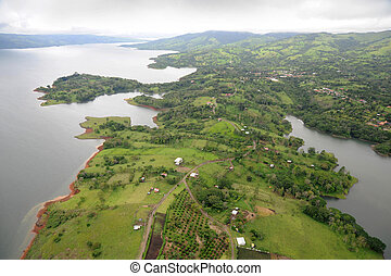 Aerial view in Costa Rica (8)