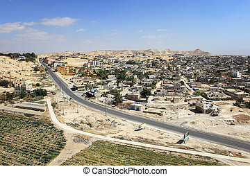 Aerial View of Jericho