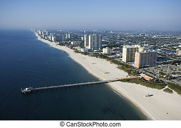 Pompano Beach, Florida.