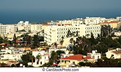 Aerial view. Protaras. Cyprus - Aerial view. Protaras Cyprus