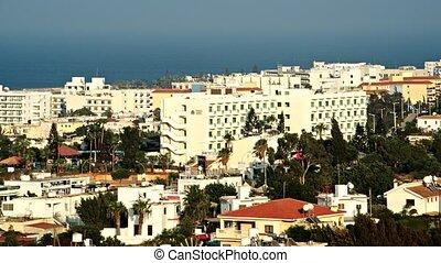Aerial view. Protaras. Cyprus - Aerial view. Protaras Cyprus