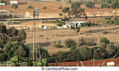 Aerial view. Protaras. Cyprus - Aerial view. Protaras Cyprus...