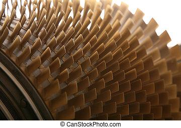 turbine blades - aero turbine blades