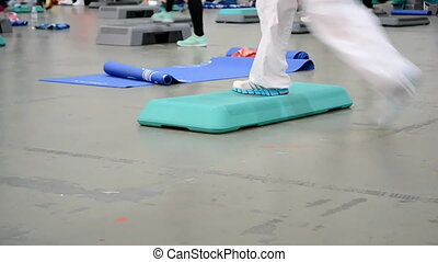 aerobics exercise, sport diversity details