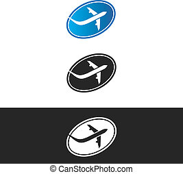 aeroplano, icone