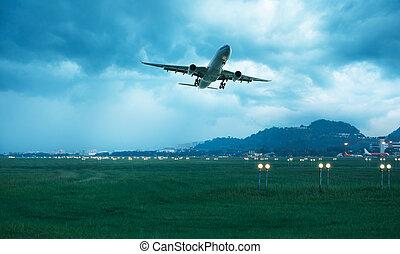 aeroplano, partito