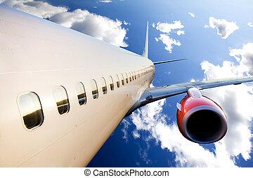 aeroplano, volo