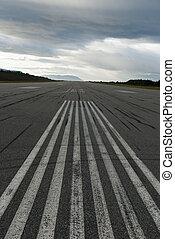 aeroporto, pista