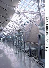 aeropuerto, interior