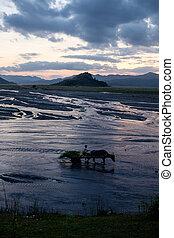 Aetas near Pinatubo in the Philippines