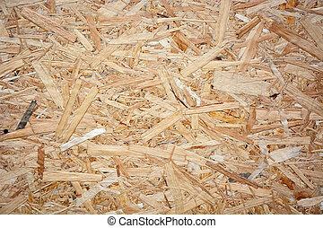 afbeelding, gebruikt, zijn, plywood., groenteblik, achtergrond