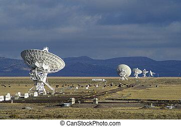 afbeelding, radiotelescopen