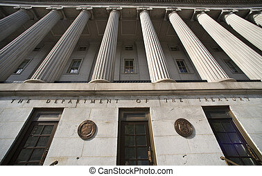 afdeling, treasury.