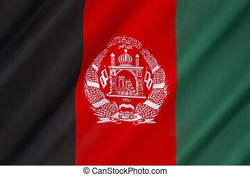 afeganistão, bandeira