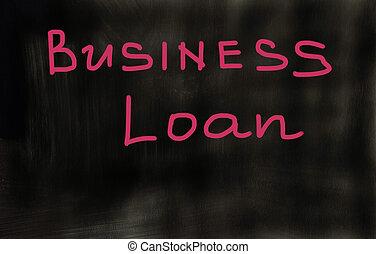 affär, lån