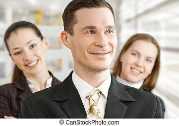 affärsfolk