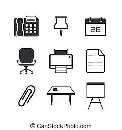 &, affärskontor, ikonen
