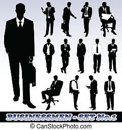 affärsmän