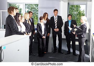 affärsverksamhet lag
