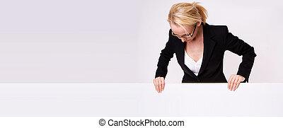 affärsverksamhet signera