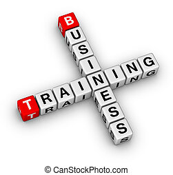 affärsverksamhet träna