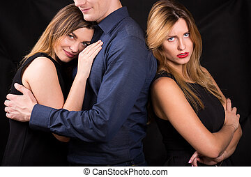 Affair with married man - Photo of woman having affair with ...
