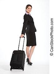affaires femme, bagage