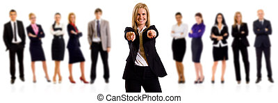 affaires femme, pointage