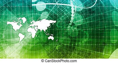 affaires globales, commercer