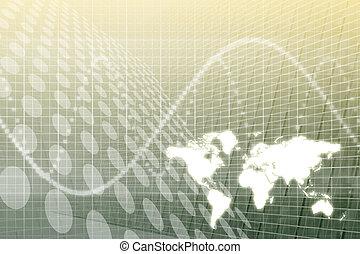affaires globales, résumé, fond