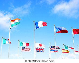 affaires internationales, 4