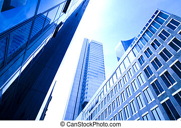 affaires modernes, bâtiment