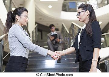 affare, donne affari