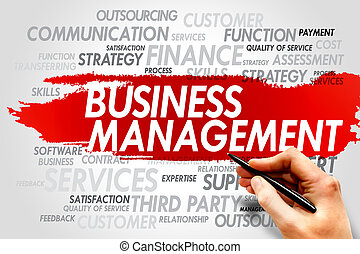 affari, amministrazione
